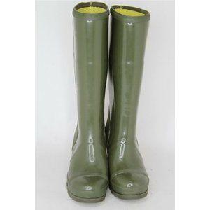Sorel Joan Waterproof Rain Wedge Tall Gloss Boots